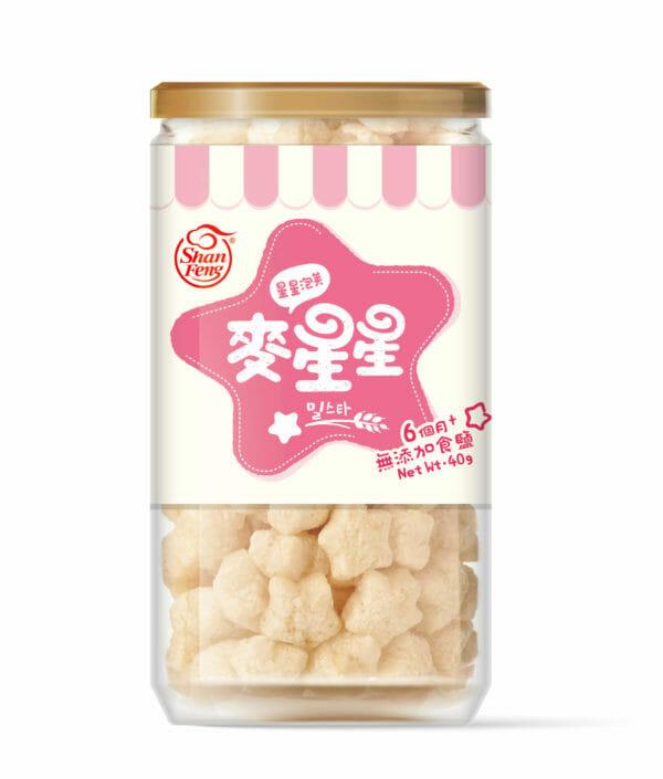 麥星星-小麥原味-40g (12罐入) 2