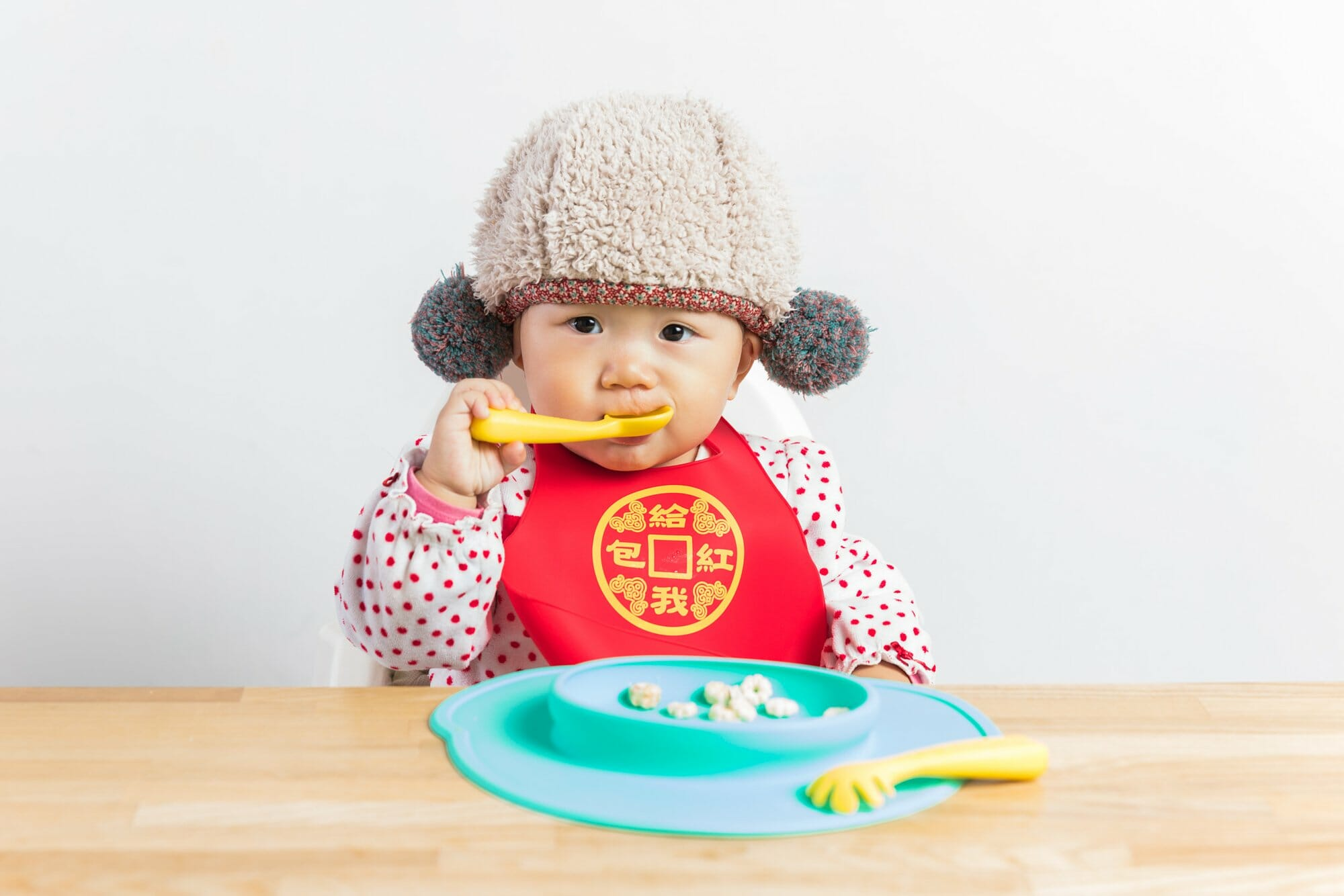 Farandole小麵撈 & 小湯匙聰明學習餐具組 14