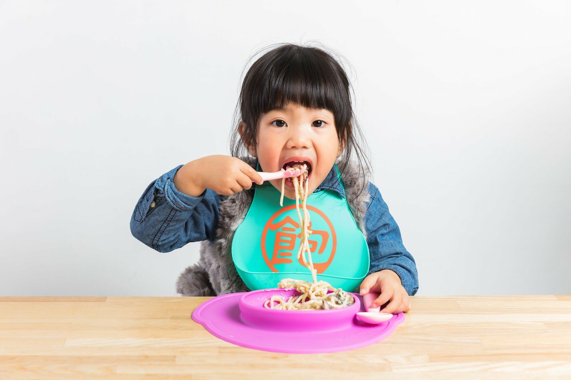 Farandole小麵撈 & 小湯匙聰明學習餐具組 13