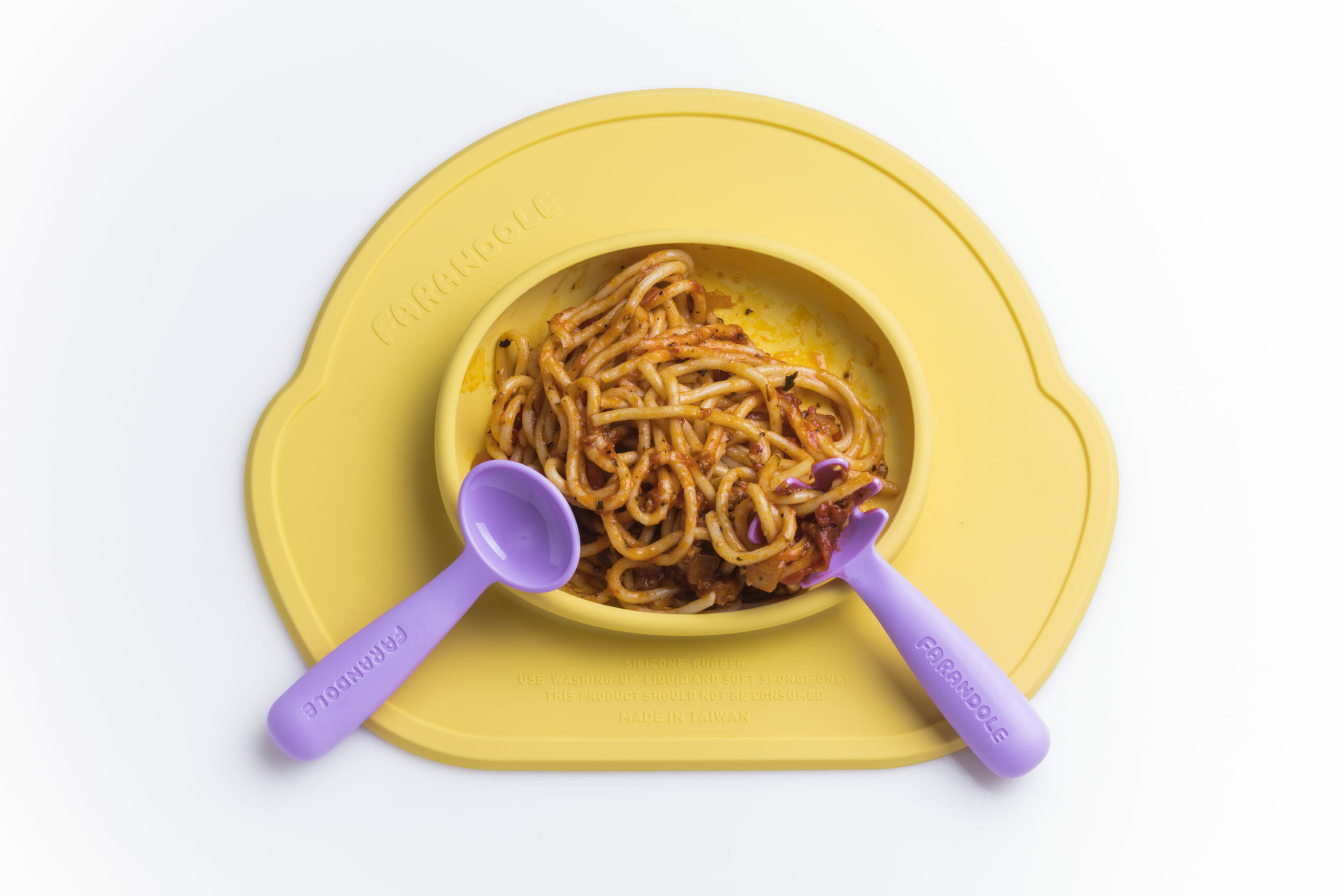 Farandole小麵撈 & 小湯匙聰明學習餐具組 15